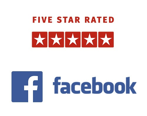 5 Star Rated Facebook