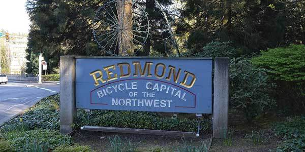 Redmond Washington Suburb