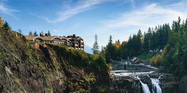 Snoqualmie Washington Suburb