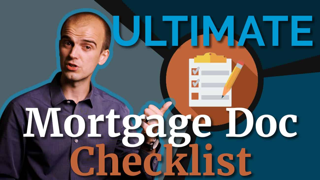 Ultimate Seattle Mortgage Loan Documents Checklist