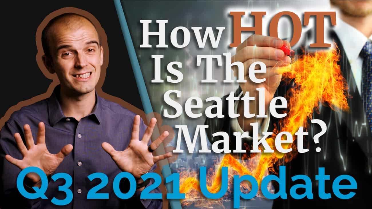 How Hot is the Seattle Real Estate Market?