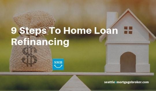 Home Loan Refinancing Seattle